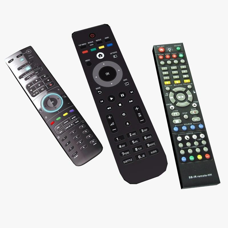 generic remote controls ma