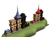 free max model tower defence