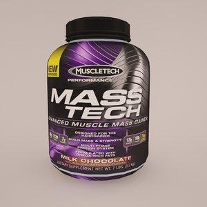 mass tech max