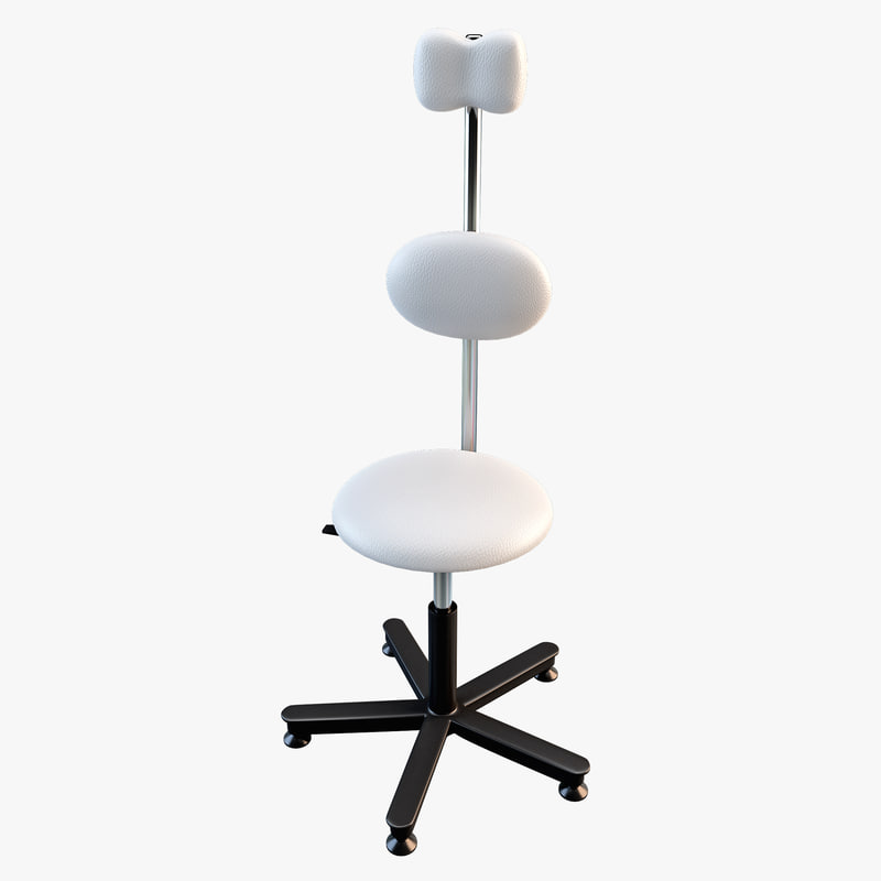 3d model chair x-ray rooms