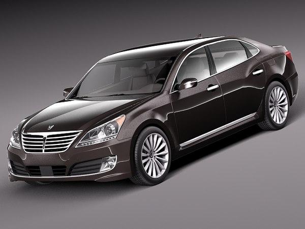 2013 2014 sedan luxury 3ds