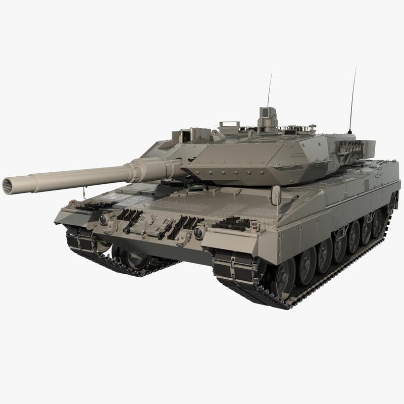 tank 3d