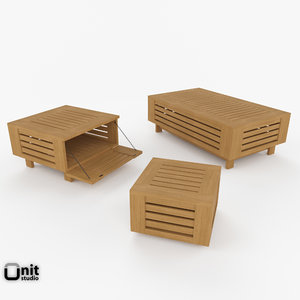 3d outdoor tables falsterbo coffee