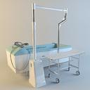 medical tub 3D models