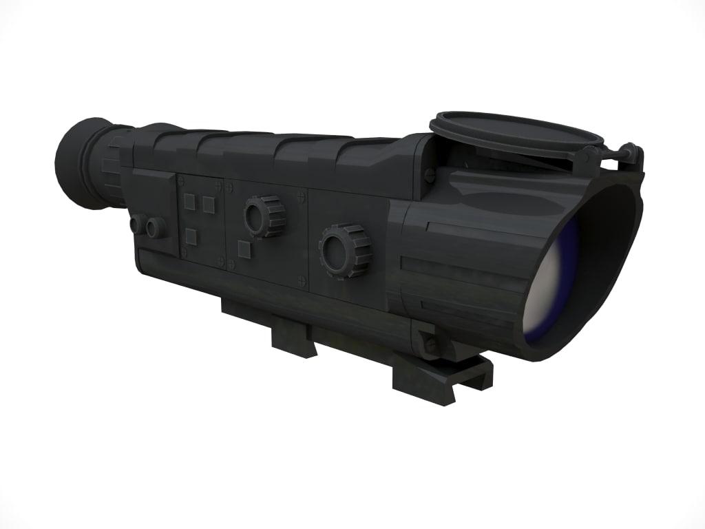 n550 scope model