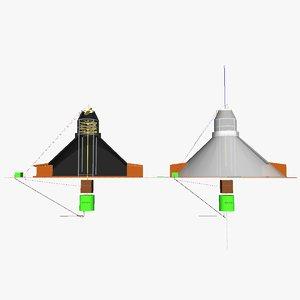 solar updraft tower 3ds