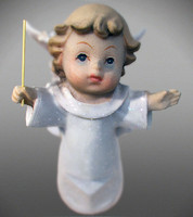 angel conductor decoration obj