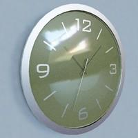 wall clock modern mirror