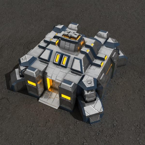 3d command center v 3