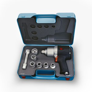 case impact wrench 3d obj