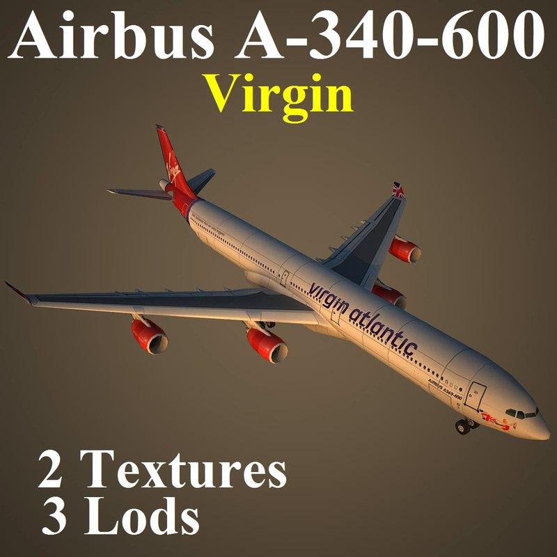 airbus vir max