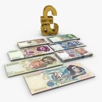 Lira Banknotes