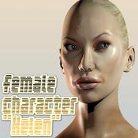 """Female Character """"Helen"""
