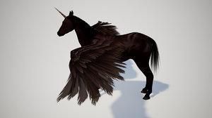 maya unicorn pegasus