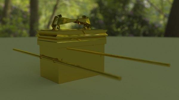 3d ark covenant