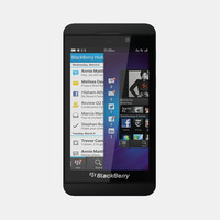 blackberry z10 mobile phone 3d max