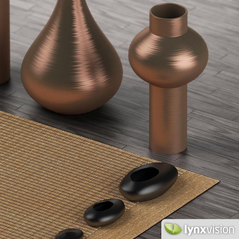 3d beat vessels jute rug