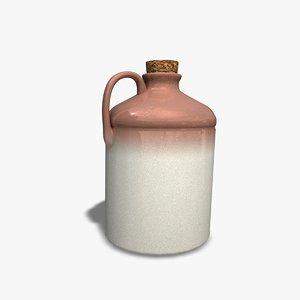 dxf old jug