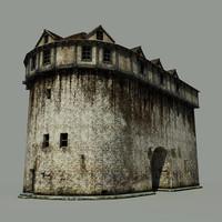 Medieval Building