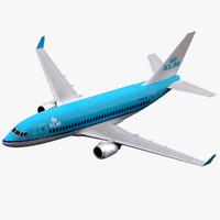 3d boeing 737