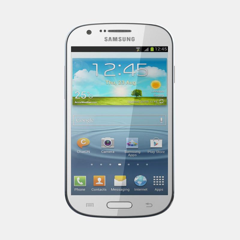 samsung galaxy express i8730 3d 3ds