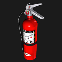 Fire Extinguisher - Completed