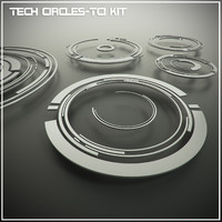 3d tech circles-tc1 kit