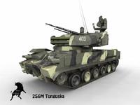 2S6M Tunguska Russian Scheme