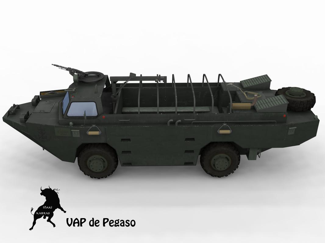 spanish marines vap max