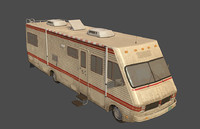 3d vehicle winnebago