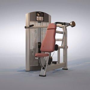 press machine 3d max