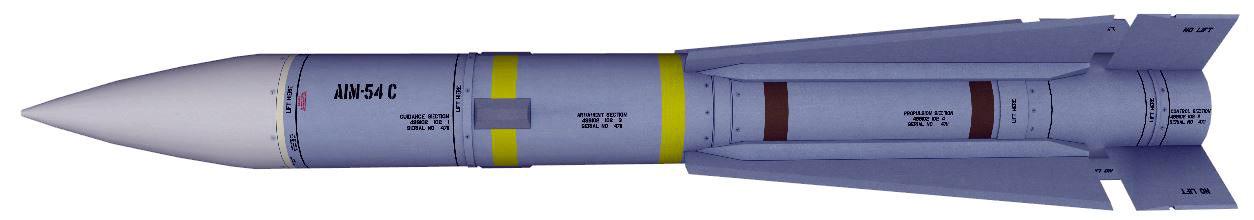 aim-c missile 3d 3ds
