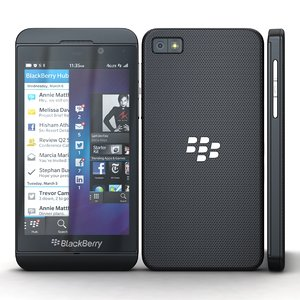 3ds max blackberry z10 black cellphone