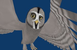 free blend mode twilight owl
