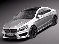 Mercedes-Benz CLA-class AMG 2014