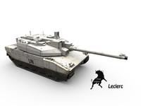 leclerc scheme 3d model