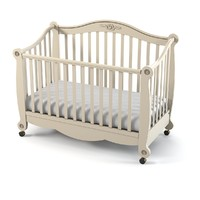 Baby Bed By Pali