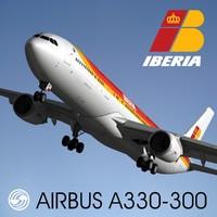 Airbus A330-300 Iberia