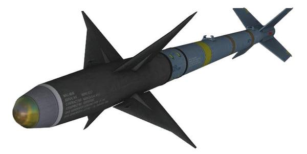 aim-9m sidewinder 3d 3ds