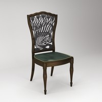 3d mackmurdo chair