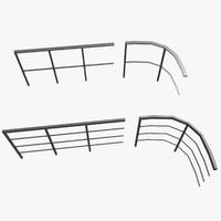 3ds max fence set tileable 1