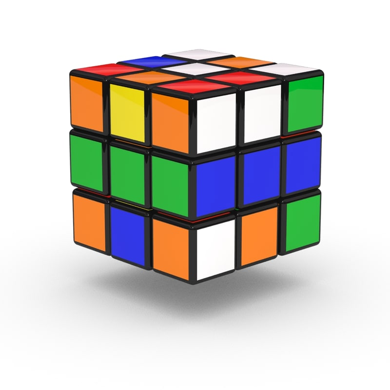 max rubic s cube