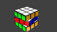3ds max rubik cube