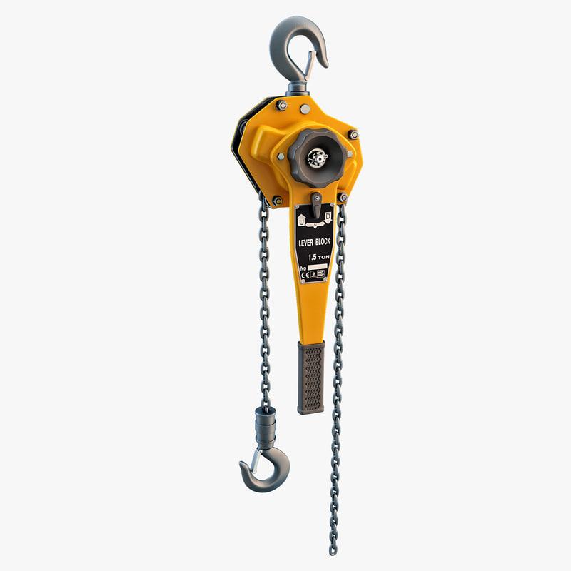 max chain hoist