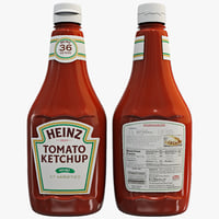 max ketchup bottle