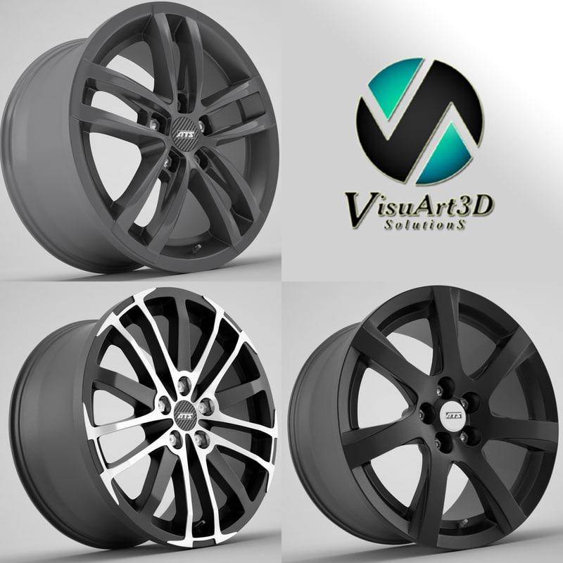 ats wheel rims max