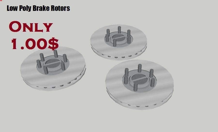 simple brake rotor max