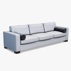 3d model david linley sofa