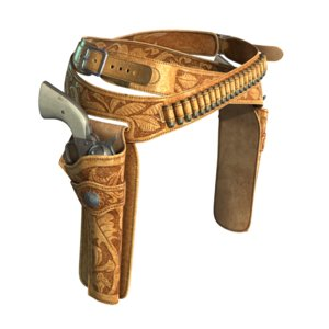 3d colt 45 revolvers holsters