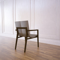 3d siren dining chair